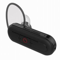 Wholesale phone recorder spy - New 2in1 Wireless Earphone HD 1080P Spy Hidden Camera Bluetooth Headset Hand Free Digital Video Recorder Noice Cancelling Headphone Mini DV