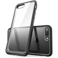 Wholesale Iphone Back Housing Transparent - SUPCASE Ultra Slim Clear Case For Apple iPhone 7 7 Plus Cover Back Hard Housing Transparent Shock Proof Soft TPU Silicone Bumper Capa
