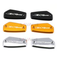 Para Suzuki B-KING 2008-2012 Motorcycle Front Brake Clutch Cilindro Mestre Fluid Reservoir Cover Cap C