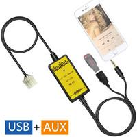 ingrosso interfaccia radio mp3-Factory OEM Radio WMA USB SD AUX Car MP3 Player Interfaccia audio per Mazda 2 3 5 6 MX5 SPD CX7 RX8