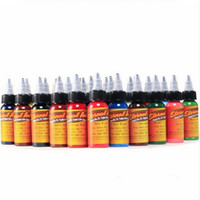 Tattoo & Körperkunst 15 Ml Tattoo Tinte Kegel Tattoo Paste Körper Malen Augenbrauen Permanent Make-up Tattoo Ink Set Für Körper Gesicht Malerei Make-up Ein Tätowier-sets