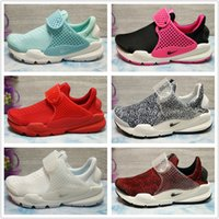 Wholesale Low Cut Socks Cotton - 2018 Hot Air Presto Fragment X Sock Dart SP Outdoor Running Shoes High Quality Women and Mens Sports Sneakers Boots Size 36-44