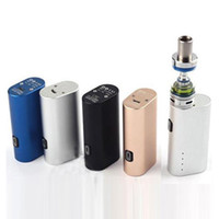vaporizador vatios al por mayor-100% original Jomo Lite 40w Jomo 40 vatios E cig Box Mod Lite 40w vapor mod kit 3 ml Vaporizador VS Kanger Kbox 120W
