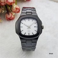 Wholesale Glow Military - Luxury watch brand luxury high quality men's top military sports chronograph watch glow Huang Jingang quartz watch