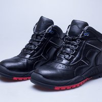Wholesale Slip Steel Toe Shoes - Top Quanlity Men Head Layer Litchi Leather Boots Work Wool Shoes Safety Protective Shoes Cold-resistant Non-slip Wear-resistant Rubber Sole