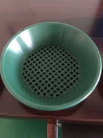 Wholesale panning for gold resale online - Pinpoint Factory underground metal detector Supporting tools gold sieve screen washing pan for Complete Gold Panning