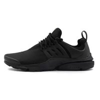 Wholesale Fine Light - Air Presto Running Shoes Fine Mesh Breathable Air Presto Blackout Cheap Sneaker Red Navy Blue Triple White Black Fall Olive xz55