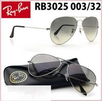 Wholesale Designer Sunglasses Ray Brand - New ray Brand bans Designer Fashion Men and Women Sunglasses UV Protection Sport Vintage Sun glasses Retro Eyewear With box and cases