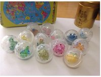 Wholesale Squinkies Wholesaler - 800pcs some repeat 25mm Japanese anime Yokai Watch Squinkies Action figure Dolls with 25mm capsules ball Vending Yo-kai Watch