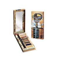 Wholesale refill brush - 2017 Makeup Gold Griot Graffiti Matte Eye Shadow Natural Love Pallette Summer 8 Colors Professional Light Eyeshadow Palette brush Cosmetics