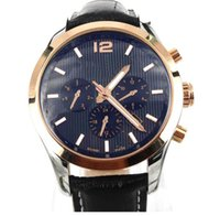 Wholesale New Automatic Wrist Leather Date - Leather Strap Watch High quality fashion men's wrist watch date automatic import mechanical movement minerals wear-resistant sapphire mirror