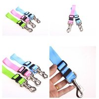 Wholesale Wholesale Trade Cars - 2017 newest Pet supplies pet car safety belt dog traction rope safety belt factory direct foreign trade
