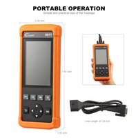 Wholesale Cr Reader - Launch CReader 6011 OBD2 EOBD Diagnostic Scanner with ABS and SRS System Diagnostic Functions CR-6011 OBDII Code Reader
