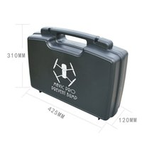 Wholesale Pro Portable Box - New Aluminum Portable Box Waterproof Hard Shell Case Bag for DJI Mavic Pro Drone
