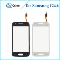 Wholesale Screen Glass Trend - For Samsung Galaxy Trend 2 Lite G318 G318H Front Touch Panel Glass Digitizer Replacement Original Quality