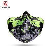 Wholesale Dive Breathing - Mask with filter cartridge MESH FABRIC DIVING fABRICS Anti-haze prevent PM2.5 ACTIVATED CARBON FILTER FACE BREATHE FREELY ERGONOMIC DESIGN