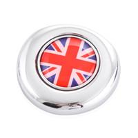Wholesale Mini Cooper Interior - Car Styling For BMW Mini Cooper Start Button Interior Decoration Sticker Accessories Countryman Clubman R55 R56 R57 R58 R59 R60