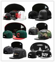 Wholesale Custom Green Black Snapbacks - 2017 Summer Snapbacks baseBall Hats Fashion Street Headwear adjustable size Cayler & Sons custom football baseball caps Free Shipping