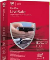 Wholesale Pcs Security - Wholesale McAfee LiveSafe Antivirus 2017 2018 2019 1Year 2Years 3Years ULTIMATE Protection Computer PC Mac Android iOS