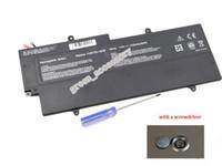 Wholesale Ion Screwdriver - New PA5013U-1BRS PA5013U Replace Battery For Toshiba Portege Z830 Z835 Z930 Z935 Z935-P300 Series Ultrabook Laptop with Screwdriver