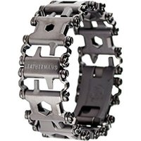 Wholesale Multitool Camping - 2017 Leatherman Tread Bracelet Travel Friendly Wearable Multitool Creative Fashion Bracelet Wearing Equipment Outdoor EDC Tools Xmas Gift