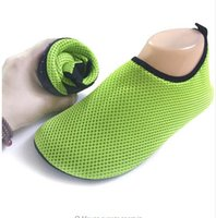 Wholesale Wading Sandals - high quality Mesh Sandals Flat Wade Beach Shoes Swimming Shoes sapato feminino Summer Breathable sandalias mujer
