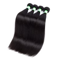 Wholesale bella weave - Factory Wholesale Brazilian Hair Grade 7A High Quality Silky Straight Indian Hair Bundles Malaysian Peruvian Virgin Hair Bella