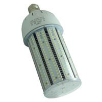 Wholesale Medium Base Led Light Bulbs - E26 medium base 50watt LED garage light bulbs PC Cover replace 200w high pressure sodium light