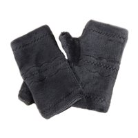 Wholesale Wholesale Bamboo Keyboards - Wholesale- New Arrival Women Girls Winter Autumn Thick Warm Gloves Keyboard Leak Finger Gloves Wonderful Gift Guantes
