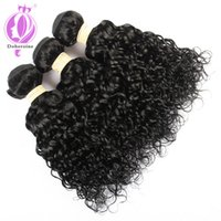 Wholesale 3 bundles of brazilian hair - Top Quality Uprocessed Brazilian Water Wave Brazilian Huamn Hair Bundles of Water wave Virgin Hair Extension inch