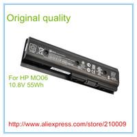 ion portable achat en gros de-Batterie d'origine pour ordinateur portable DV4-5000 DV6-7000 DV6-8000 DV7-7000 MO06 MO09 HSTNN-IB3N HSTNN-LB3N HSTNN-LB3P