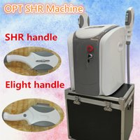 Wholesale Dark Pigmentation - opt shr laser hair removal machine Elight Skin Rejuvenation Pigmentation Therapy Professional opt shr beauty equipment
