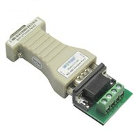 Wholesale Ut Shipping - Free shipping RS232 TO RS485 Converter,Commercial Version,no power need,STM485C UT-201
