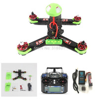 Wholesale Brushless Combos - Wholesale- 210mm Mini Quadcopter FPV Racer Drone RTF Full Set Combo with NZ32 Racing Flight