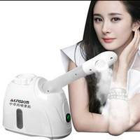 Wholesale Ozone Steamer Spa - Kingdom Best Face Steamers Antibacterial Ozone Professional Facial Steamer for Salon SPA Home Beauty Warm Steamers LLFA