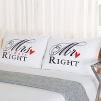 Love Letter Series Pillow Case Imaginative Heart Pairowcases для подарочной фабрики Direct 20 '' 'x30' '