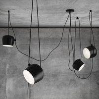 Wholesale Bar Meter - Modern Nordic Aim Pendant Lights White Black Aluminum Pendant Lamp Home Light Fixture Luminaire Bar Restaurant Suspension Lustre