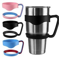 Wholesale Mug Cup Lid Handle Holder Drinking Straws For oz Yeti Rambler Rtic Tumbler