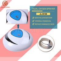 Wholesale Hot Sale Portable No Needle Mesothrapy Oxygen Jet Facial Beauty Machine for Skin Tightening with High Quality