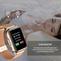 Wholesale mp4 compatible - smartwatch 2016 new Z50 Bluetooth Smart Watch smartwatch support SIM card TF mp3 mp4 compatible for iphone 6 6sIOS Android Phones DHL