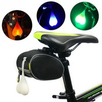 Wholesale Egg Waterproof - Hot Sale Bike Light Waterproof Cycling Light Bike Taillight Rear Tail Bicycle Egg Light Heart Shape Bike Accessories 3Mode