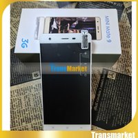 Wholesale Cheap 4g Smartphone - Mini mate9 cell phones 5.0 inch MTK6572 Dual Core 512M 4G 2MPcamera android Smartphone Cheap Smart Phone With Box