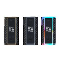 Rofvape black power guns - 100 Original IJOY Captain PD270 Mod Powered by Dual Batteries W Ecigarette Box Mod Black Gun Rainbow Colors