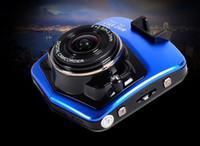 Wholesale Mega G - car DVR car camera recorder vehicle HD 1080P 5.0 Mega camera video recorder dash cam G-sensor car Recorder DVR with retail packing