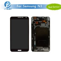 Wholesale Note3 4g - TFT LCD for Samsung Galaxy Note3 900(3G) N9005(4G) 900A(US)Brand New LCD Display Touch Screen Digitizer Free repaire tools+Free DHL Shipping