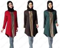 Wholesale Islamic Clothing Women Wholesale - muslim dress women dresses islamic clothes islamic clothing chiffon long dress women muslim clothes D139
