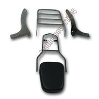 ingrosso v rack-Sissy Bar Schienale / Portapacchi per Yamaha V Star XVS 1100 2005-2009
