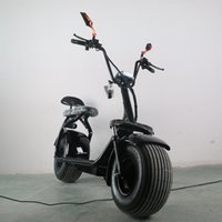 Wholesale Electric Scooter Ce - 2 Wheels Electric Scooter Hub Motor For Adults Harley Motor