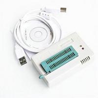 Wholesale Tl866 Universal Programmer - TL866CS High Speed TL866 Programmer Updated MiniPro Universal Programmer USB EPROM EEPROM FLASH High Performance