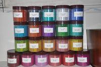 Wholesale Fine Nail Glitter Powder - Wholesale- Wholesale Supplier 1Kg 36Colors Laser Holographic Colors 0.2MM fine Glitter Powder for nail decoration and others Accessories